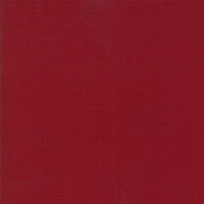 Bella Solids By Moda - Kansas Red