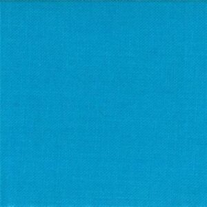 Bella Solids By Moda - Bright Turquoise