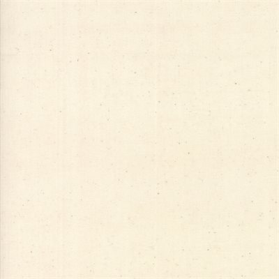 Bella Solids By Moda - Unbleached