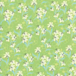 Kiamesha By Crystal Manning For Moda - Green