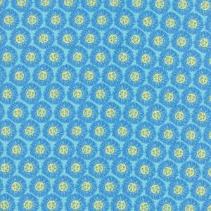 Kiamesha By Crystal Manning For Moda - Blue