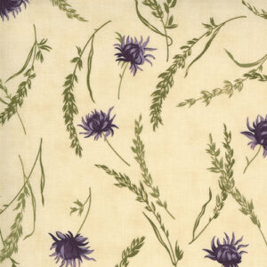 Mill Creek Garden By Jan Patek For Moda - Ivory