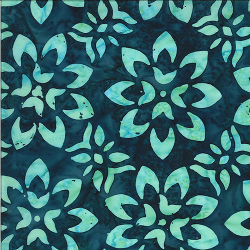 Confection Batiks By Kate Spain For Moda - Blue Raspberry