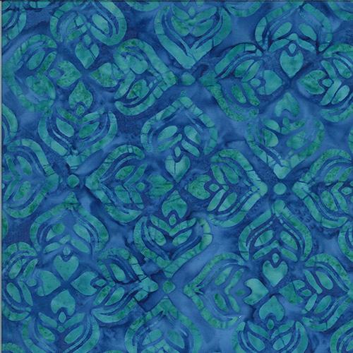 Confection Batiks By Kate Spain For Moda - Blue Berry
