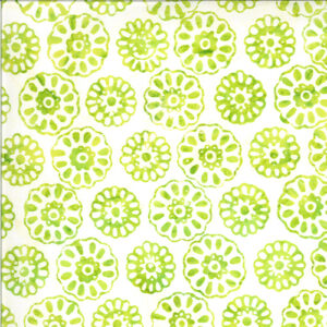 Confection Batiks By Kate Spain For Moda - Lime