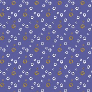 Mountains Rock And Pebbles By Vanessa Binder For Cotton + Steel - California Lilac Metallic Fabric