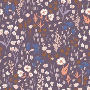 Dear Isla By Hope Johson For Cotton + Steel - Hidden Sanctuary Rayon