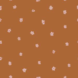 Dear Isla By Hope Johson For Cotton + Steel - Dried Mustard