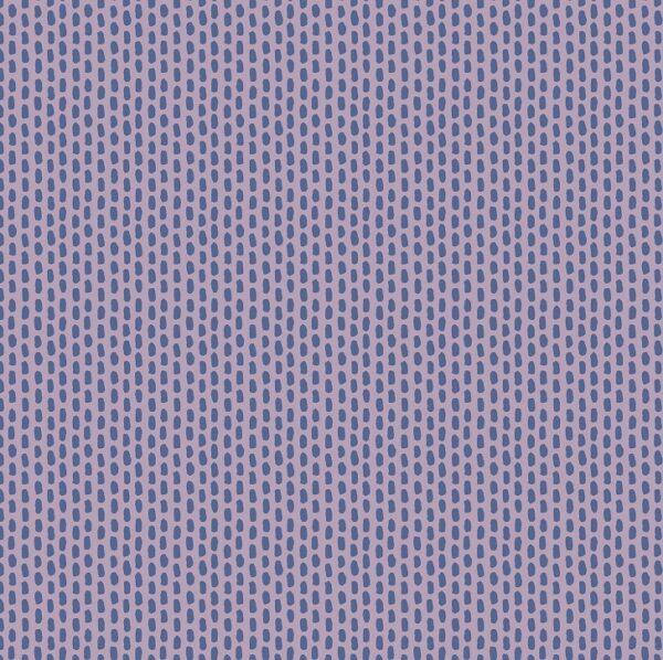 Dear Isla By Hope Johson For Cotton + Steel - Spring Purple