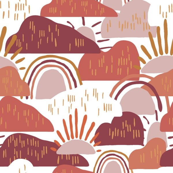 Dear Isla By Hope Johson For Cotton + Steel - Sunrise