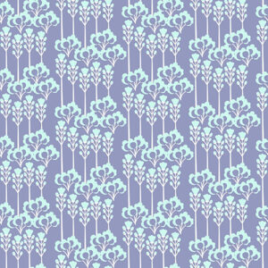 Glory By Megan Carter For Cotton + Steel - Spring Violet
