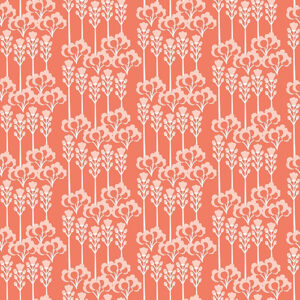 Glory By Megan Carter For Cotton + Steel - Dawn Pink