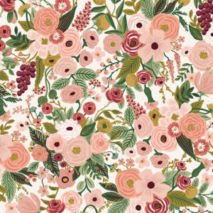 Garden Party By Rifle Paper Co. For Cotton + Steel - Rose