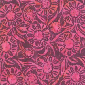 Aloha Batiks By Moda - Pink
