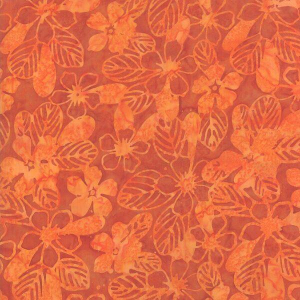 Aloha Batiks By Moda - Orange