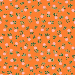 Stay Gold By Melody Miller Of Ruby Star Society For Moda - Orange
