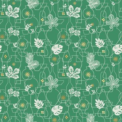 Whatnot By Rhashida Coleman-Hale For Ruby Star Society - Emerald Green