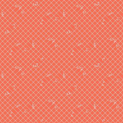 Adorn By Rashida Coleman-Hale Of Ruby Star Society For Moda - Tangerine Dream
