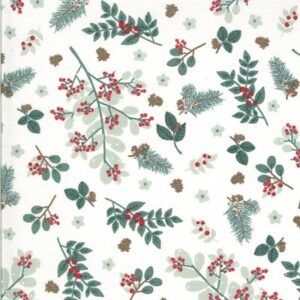Juniper By Kate & Birdie For Moda - Snow