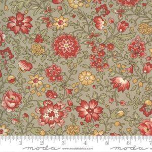 Jardin De Fleurs By French General For Moda - Roche