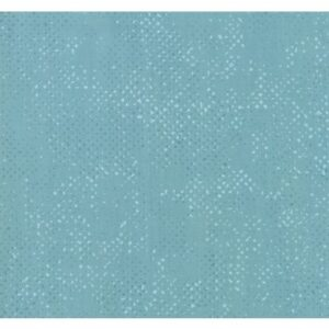 Spotted By Zen Chic For Moda - Dusty Teal
