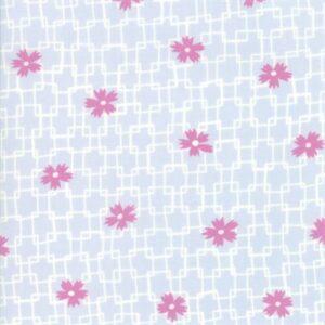 Fine And Sunny By Jen Kingwell For Moda - Blue Heaven