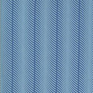 Winkipop By Jen Kingwell For Moda - Deep Water Blue