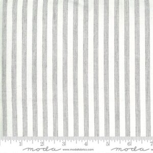Low Volume Wovens By Jen Kingwell For Moda - Stripe - Ivory