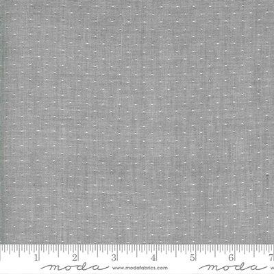 Low Volume Wovens By Jen Kingwell For Moda - Dot - Silver