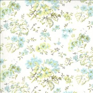 Dover By Brenda Riddle Designs For Moda - Linen White