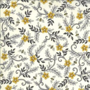 Bee Grateful By Deb Strain For Moda - Parchment