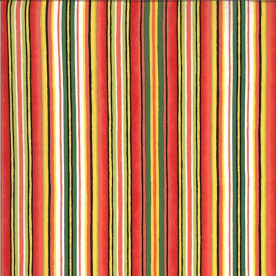 Homegrown Salsa By Deb Strain For Moda - Multi - Tomato