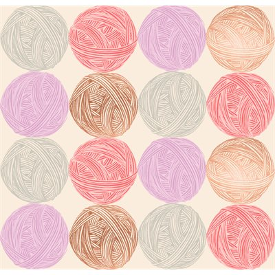 Purl By Sarah Watts Of Ruby Star Society For Moda - Canvas - Natural