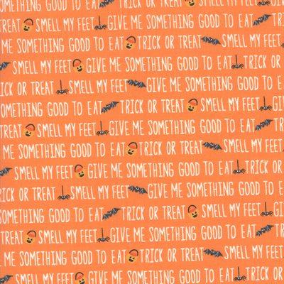 Ghouls & Goodies By Stay Iest Hsu For Moda - Pumpkin
