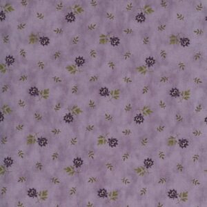 Mill Creek Garden By Jan Patek For Moda - Lilac