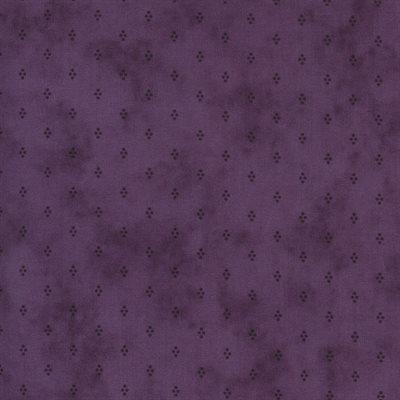 Mill Creek Garden By Jan Patek For Moda - Purple