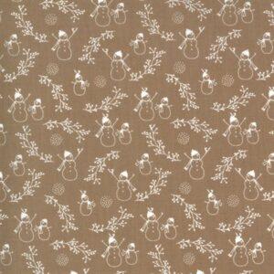 Crystal Lane By Bunny Hill Designs For Moda - Nutmeg