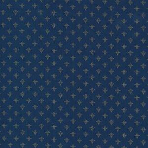 Crystal Lane By Bunny Hill Designs For Moda - Crystal Blue