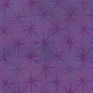 Grunge Seeing Stars By Basicgrey For Moda - Grape