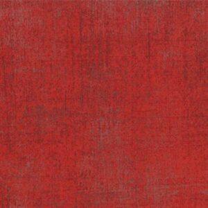 Grunge Basics By Moda - Rich Red