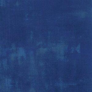 Grunge Basics By Moda - Cobalt