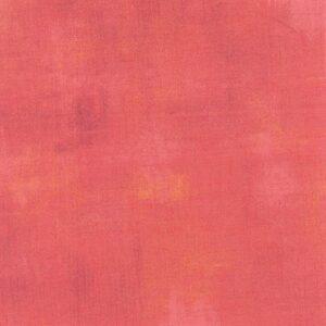 Grunge Basics By Moda - Salmon
