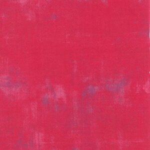 Grunge Basics By Moda - Raspberry