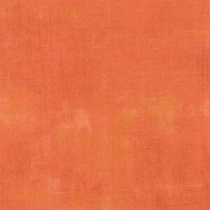 Grunge Basics By Moda - Papaya