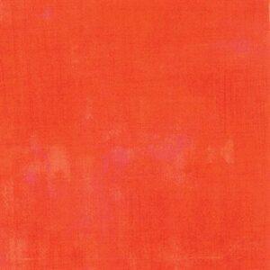 Grunge Basics By Moda - Tangerine