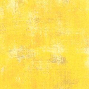 Grunge Basics By Moda - Sunflower