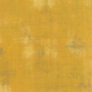 Grunge Basics By Moda - Mustard