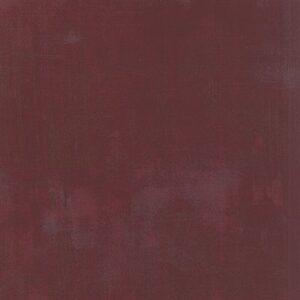 Grunge Basics By Moda - Burgundy