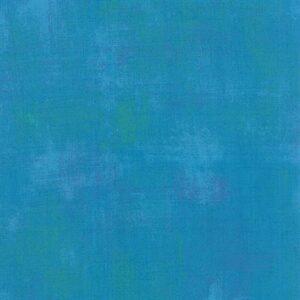Grunge Basics By Moda - Turquoise