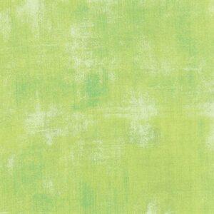 Grunge Basics By Moda - Key Lime